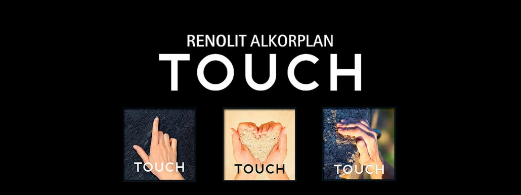 Fóliázott medence 3D Touch fóliával