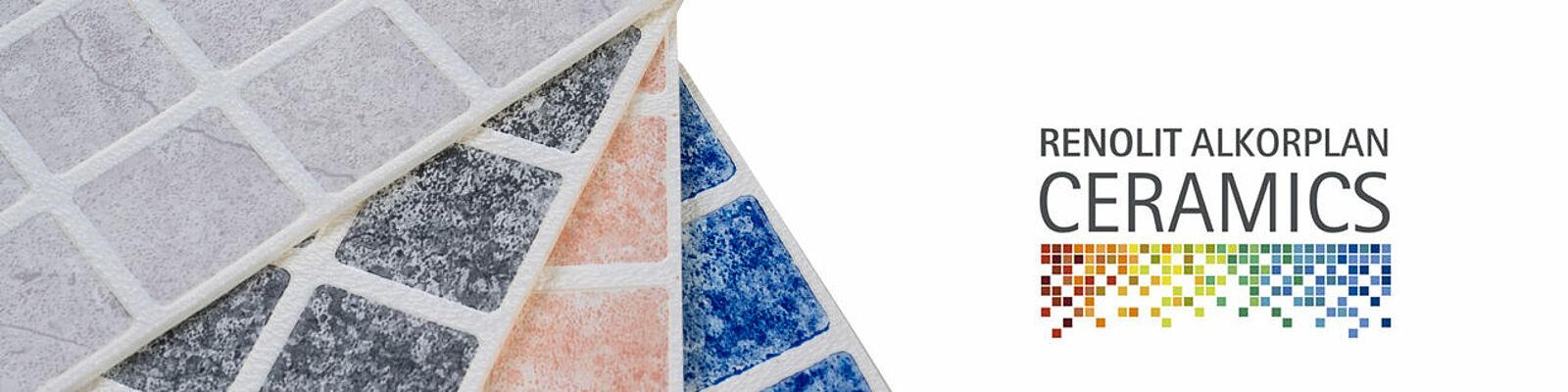 Fóliázott medence Ceramic fóliával
